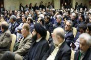 مراسم ختم خواهر هاشمی رفسنجانی برگزار شد