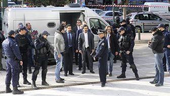 مخالفت یونان با استرداد نظامیان ترکیه