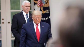 """پنس آنقدرها هم که ترامپ فکر میکرد """"فرمانبردار"""" نبود"""