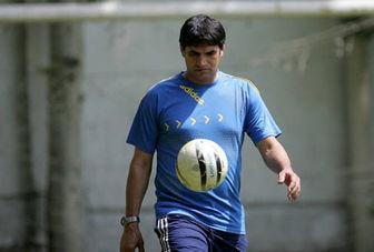 خوشحالی مربی استقلال از تعطیلی لیگ برتر فوتبال