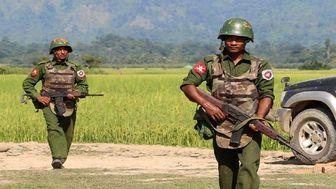 کشته شدن ۵۶۸ نفر در کودتای میانمار