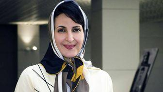 لباس پوشیدن «فاطمه گودرزی» به سبک عهد قاجار/ عکس