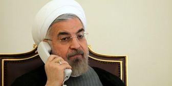 روحانی برای نخست وزیر پاکستان آرزوی سلامت و بهبودی کرد