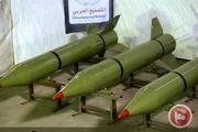 رونمایی گردانهای قدس از موشکهای جدید