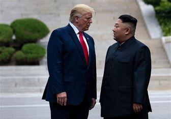 واکنش ترامپ به آزمایش تسلیحاتی کره شمالی