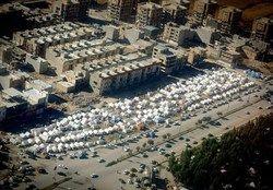 وضعیت مراکز درمانی کرمانشاه یک سال بعد از زلزله