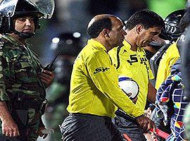 داوران هفته اول مسابقات لیگ برتر