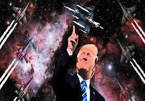 رویای ترامپ برای تشکیل نیروی فضایی نزدیک به ۱۰ میلیارد دلار آب میخورد