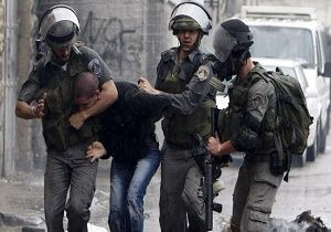 بازداشت 15 فلسطینی توسط رژیم صهیونیستی