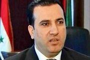 نماینده پارلمان سوریه: ایران در روند باسازی سوریه مشارکت خواهد داشت