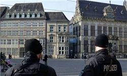 دستگیری 10 تن مظنون به اقدامات تروریستی در مسکو