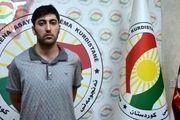 دستگیری عامل ترور معاون کنسولگری ترکیه در کردستان عراق+ عکس