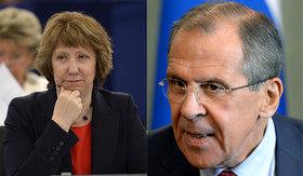 لاوروف: توافق ۲۱ فوریه باید مبنای صلح اوکراین باشد