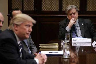 واکنش بانون به انتقادهای «جرج بوش» از ترامپ