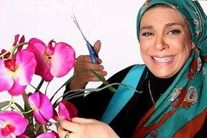 تیپ متفاوت گوهر سینمای ایران در کنار نوه اش/عکس