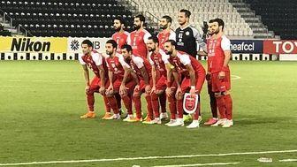 برنامه بازی های پرسپولیس در لیگ برتر فوتبال دوره بیستم