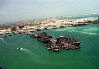 افتتاح اولین پایگاه نظامی دائمی انگلیس در بحرین