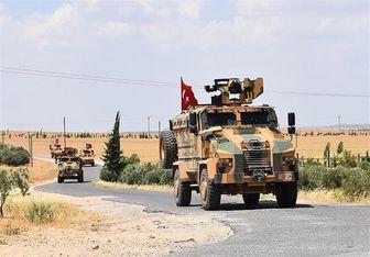 پنجمین گشت مشترک نظامی ترکیه و آمریکا در منبج
