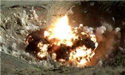 آمریکا در پی انباشت بمبهای سنگرشکن است
