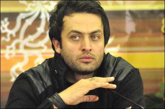 پست احساسی آقای بازیگر برای محسن چاوشی/ عکس