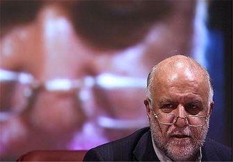 زنگنه: ایران تولید نفت خود را در سطح کنونی فریز نمیکند
