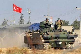 ترکیه بر عملیات نظامی در شرق فرات اصرار دارد