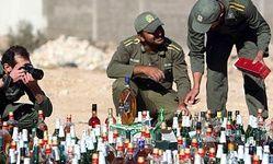 آمار کشفیات مشروبات الکلی قابل تامل است
