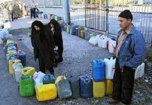 نفت در مناطق زلزله زده رایگان شد