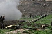 ورود نیروهای آذربایجانی به قره باغ