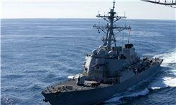 ورود ناو آمریکایی به دریای سیاه برای رزمایش با اوکراین