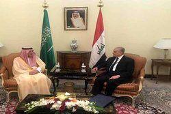 رایزنی وزیر خارجه عراق با همتای سعودی اش در ریاض