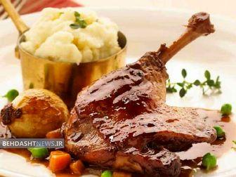 دانستنیهای مهم در مورد گوشت اردک و غاز