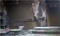 حادثه آتشسوزی کلاس درس چند ابهام دارد