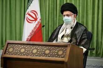 سخنرانی تلویزیونی رهبر انقلاب به مناسبت ۱۴ خردادماه