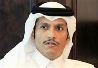وزیر خارجه قطر عازم روسیه می شود