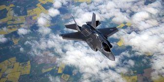 باز هم جنگنده نیروی هوایی آمریکا سقوط کرد