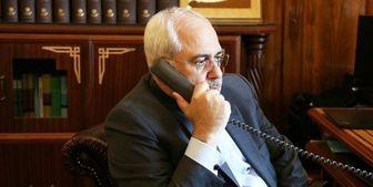 ظریف در تماس با محمود عباس چه گفت؟