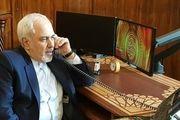 گفتوگو تلفنی ظریف و وزیر خارجه انگلیس