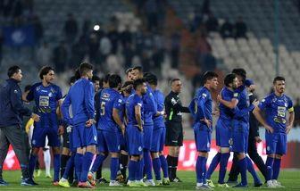 خبری بد برای بازیکنان استقلال