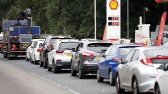 اعزام ارتش برای کمک به بحران کمبود سوخت در انگلیس
