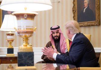عربستان در معرض باجخواهی دوجانبه آمریکا قرار دارد