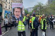 هراس دولت فرانسه از اعتراضات امروز این کشور