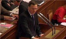 نخستوزیر چک رسما کنارهگیری کرد
