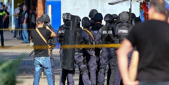 گروگانگیری مسلحانه در پایتخت گرجستان