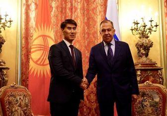 اولین سفر وزیر امور خارجه جدید قرقیزستان به روسیه