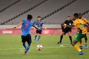 پیروزی ژاپن و رومانی در فوتبال المپیک توکیو