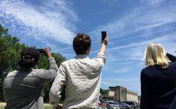 مردم برای کمک به ناسا از ابرها عکس بیندازند