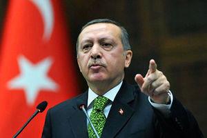 ابراز نگرانی اردوغان از شیطنت های آمریکا در سوریه