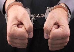 قاچاقچی عتیقه در دام پلیس