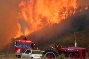 اعلام وضعیت اضطراری در پی آتشسوزی گسترده در کالیفرنیا